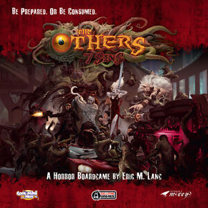 The Others: 7 sins / Kickstarter Edition Board Game