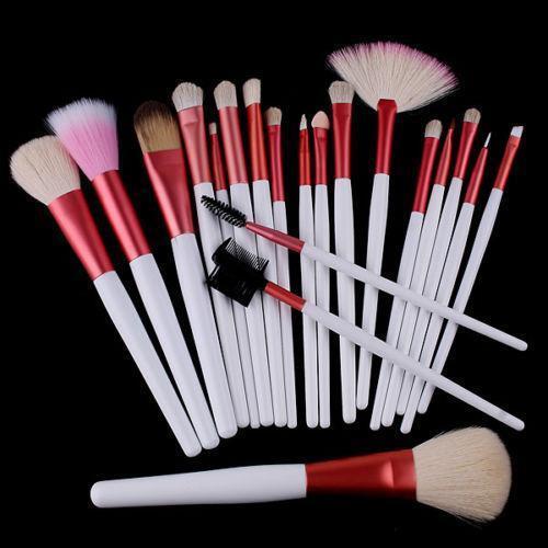 Professional Makeup Brush Set Pink | eBay