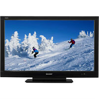 46 inch LCD tv AND high-end surround system