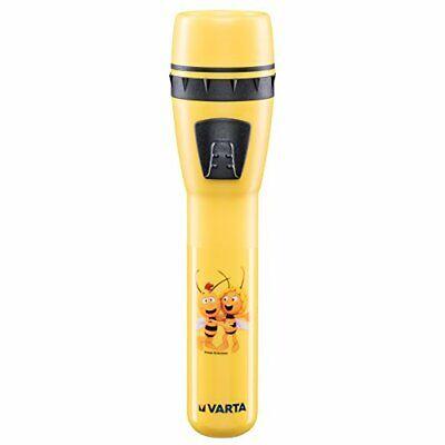 Varta die Biene Maja Taschenlampe für Kinder (inkl. 2x Longlife Power AA (Kinder-taschenlampe)