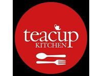 Northern Quarter's Teacup Kitchen Is Looking For A Kitchen Manager