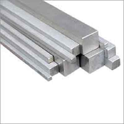 Stainless Steel Square Bar 1 X 1 X 12 Alloy 304