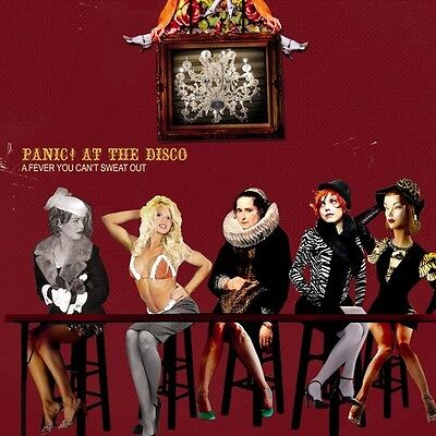 Panic At The Disco   A Fever You Cant Sweat Out  New Vinyl Lp
