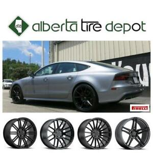 AUDI A7 A4 A6 LOWEST PRICE Rim Tires Winter AS All Weather 265/35R20 255/40R19 255/45R18 255/55R18 245/40R18 245/35R19
