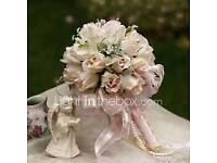 Bouquet fake flowers