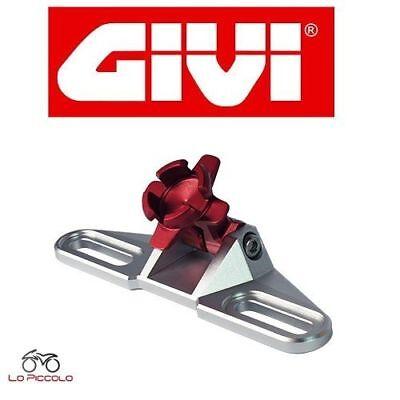 GIVI SUPPORTO NAVIGATORE S901A + 05SKIT SUZUKI GSF 650 BANDIT ABS 2005...