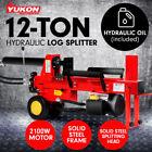 Yukon Hydraulic Log Splitter Garden Log Splitters