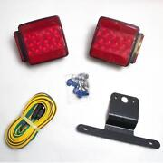 LED Submersible Trailer Lights