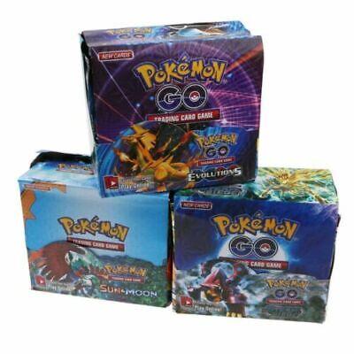 NEW 324 PCS Pokemon TCG Booster Box English Edition Break Point 36 Packs Cards