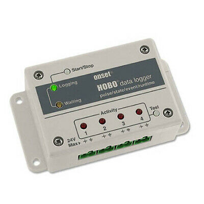 Onset Ux120-017m Hobo Expanded 4-channel Pulse Data Logger