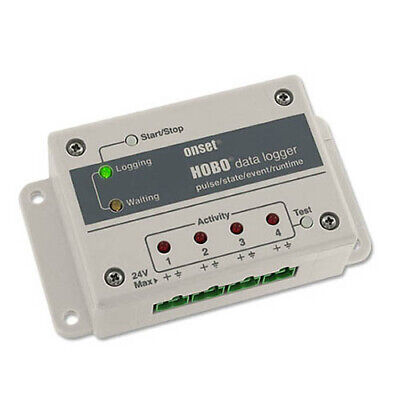 Onset Ux120-017m Hobo 4-channel Pulse Data Logger
