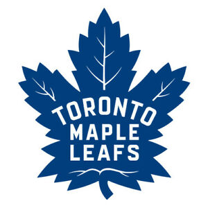 MAPLE LEAFS vs VEGAS Platinum seats hard copy tickets NOV 6