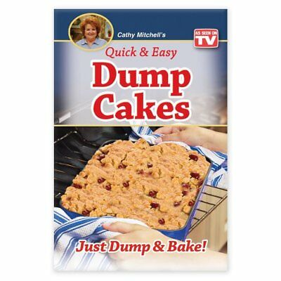Quick and Easy Dump Cakes and More. Dessert Recipe (Recipe Dump Cake)