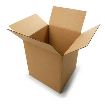 50 - 5x5x5 Corrugated Cardboard Box Boxes 26 Ect