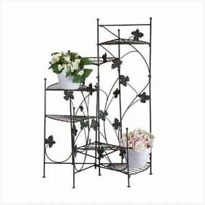 Support à plante, plant stand
