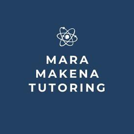 Mara Makena Science Tutor KS3 & 4 GCSE 11-16 Biology, Chemistry and Physics