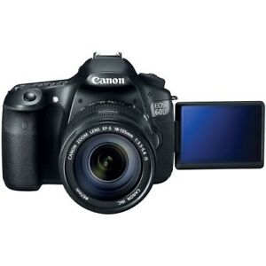 Canon 60D ALMOST BRAND NEW