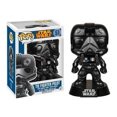 Pop! Star Wars Tie Fighter Pilot #51-Bobble-Head