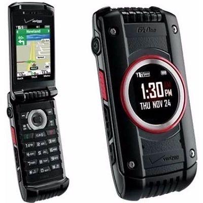 Casio GzOne Ravine 2 C781 Verizon Phone Basic Flip Cell Phone Page Plus clean #7