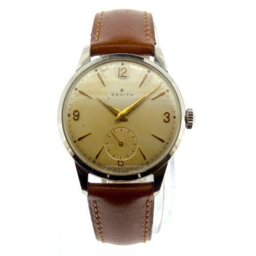 Vintage zenith watch ebay for Zenith watches