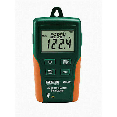 Extech Dl150 Datalogger True Rms Ac Voltagecurrent