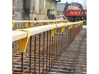 Wisa Block Building Site Safety System