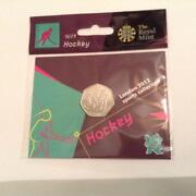 Olympic 50p Hockey