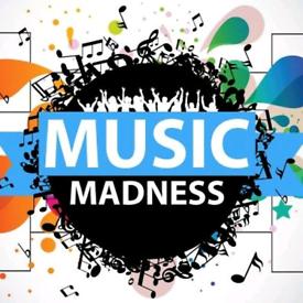 Dj hire Music madness mobile disco