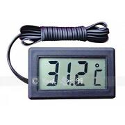 LCD Temperature Display