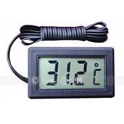 LCD Temperature Display