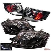 Audi TT Left Headlight