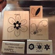 Stampin Up Friendship Blooms