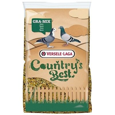RACING PIGEON, DOVE, SHOW PIGEON BREEDING/ ALL ROUND MIX BIRD SEED 20KG