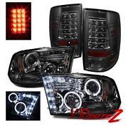 2013 Dodge RAM Headlights