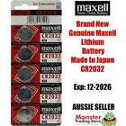 Maxell CR2032 Watch Batteries