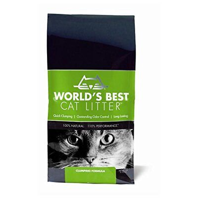 Worlds Best Cat Litter Extra Strength Original Levander Natural Various