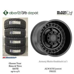 OPEN 7 DAYS LOWEST PRICE Save Up To 10% Black Rhino Armory DESERT SAND 12. Alberta Tire Depot.