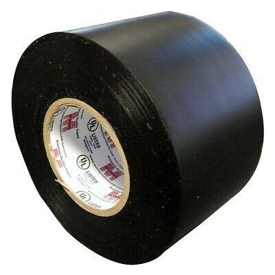 Morris 60202 8.5 Mil Thick 66 Length Pvc Vinyl Plastic Electrical Tape - Black