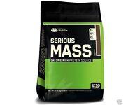 Optimum Nutrition Serious Mass 5.4 kg