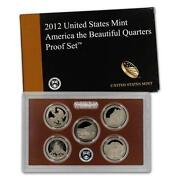 2012 Mint Proof Set