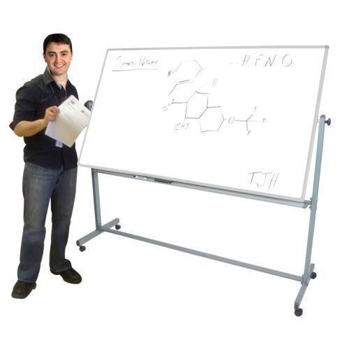 mobile whiteboard presentation a v projectors ebay