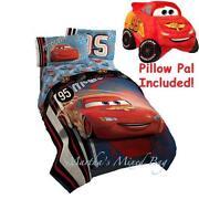 Lightning McQueen Bedding Set