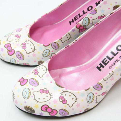 Hello Kitty Pumps | eBay  Hello Kitty Pum...