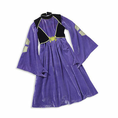Vampire Girl Outfits (NEW MY TWINN GIRLS VAMPIRE PRINCESS OUTFIT COSTUME PURPLE HALLOWEEN DRESS XS)