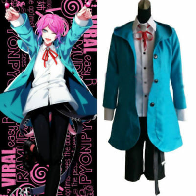 New Division Rap Battle Amemura Ramuda Hypnosis Mic easy R Cosplay - Easy Anime Costume
