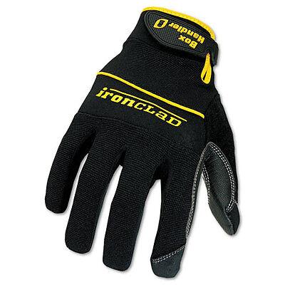 Ironclad Box Handler Gloves 1 Pair Black X-large Pr - Irnbhg05xl