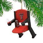 Texas Tech Red Raiders Football NCAA Ornaments