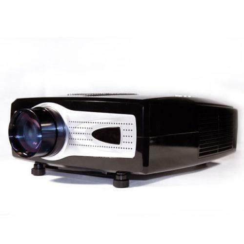 Hd home theater projector ebay for Hd video projector