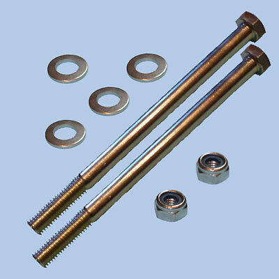 MRC9420 Bulkhead Chassis Outrigger Tie Bolts Land Rover Defender 90 110 - (8.8)