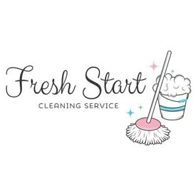 Fresh Start cleaning business